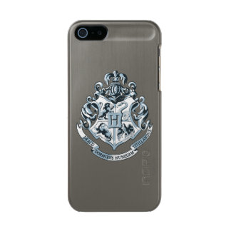 Harry Potter | Hogwarts Crest - Blue Incipio Feather® Shine iPhone 5 Case