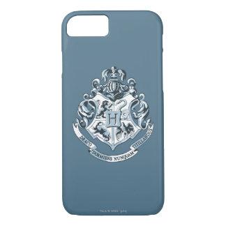 Harry Potter   Hogwarts Crest - Blue iPhone 8/7 Case