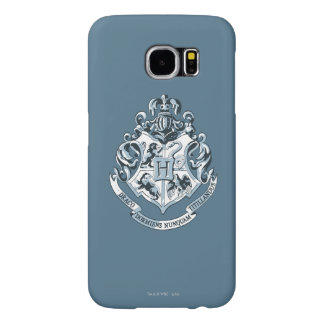 Harry Potter | Hogwarts Crest - Blue Samsung Galaxy S6 Cases