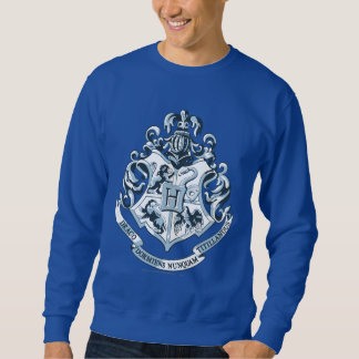 Harry Potter | Hogwarts Crest Blue Sweatshirt