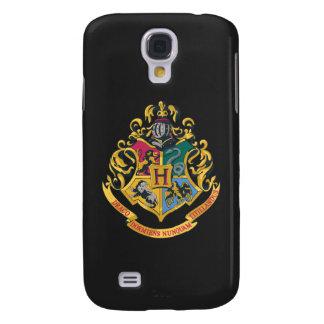 Harry Potter | Hogwarts Crest - Full Color Galaxy S4 Case