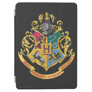 Harry Potter | Hogwarts Crest - Full Color iPad Air Cover