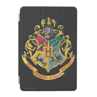 Harry Potter | Hogwarts Crest - Full Color iPad Mini Cover