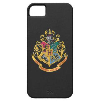 Harry Potter | Hogwarts Crest - Full Color iPhone 5 Cases