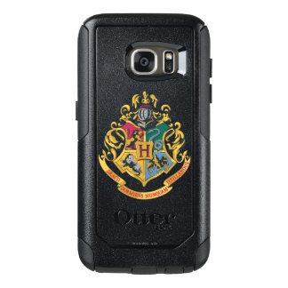 Harry Potter | Hogwarts Crest - Full Color OtterBox Samsung Galaxy S7 Case