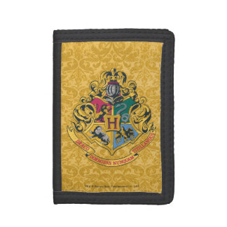 Harry Potter | Hogwarts Crest - Full Color Trifold Wallets