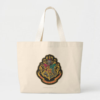 Harry Potter | Hogwarts Crest Large Tote Bag