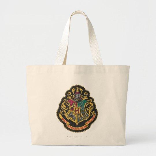 Harry Potter | Hogwarts Crest Large Tote Bag