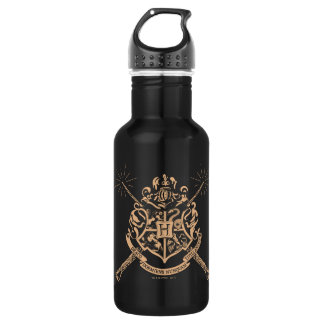 Harry Potter | Hogwarts Crossed Wands Crest 532 Ml Water Bottle