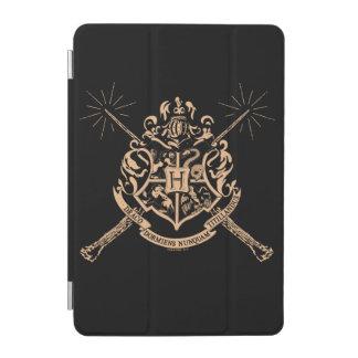 Harry Potter | Hogwarts Crossed Wands Crest iPad Mini Cover