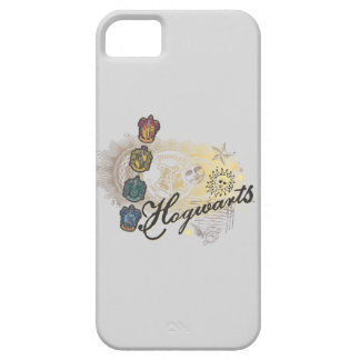 Harry Potter | Hogwarts Houses - Full Color Barely There iPhone 5 Case