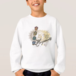 Harry Potter | Hogwarts Houses - Full Color Sweatshirt