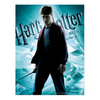 Harry Potter HPE6 2 Postcard