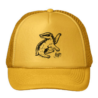 Harry Potter | Hufflepuff Badger Icon Cap