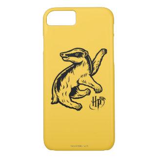 Harry Potter   Hufflepuff Badger Icon iPhone 8/7 Case