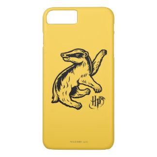 Harry Potter | Hufflepuff Badger Icon iPhone 8 Plus/7 Plus Case