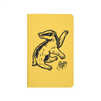 Harry Potter | Hufflepuff Badger Icon Journal