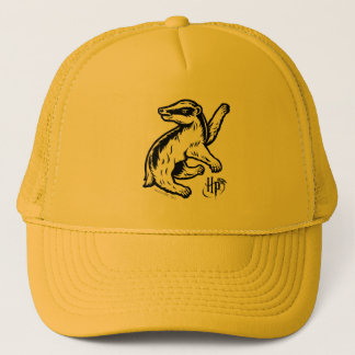 Harry Potter | Hufflepuff Badger Icon Trucker Hat