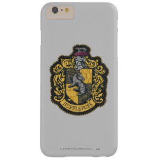 Harry Potter | Hufflepuff Crest Patch Barely There iPhone 6 Plus Case