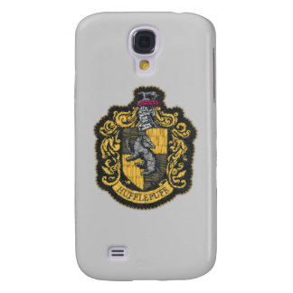 Harry Potter | Hufflepuff Crest Patch Galaxy S4 Case