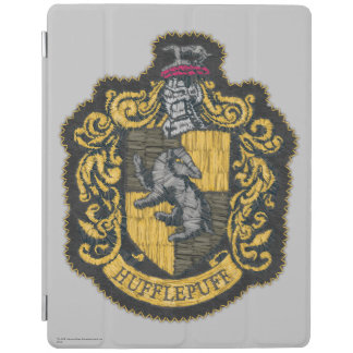 Harry Potter | Hufflepuff Crest Patch iPad Cover