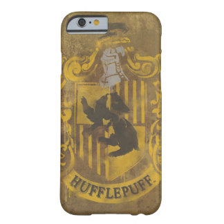 Harry Potter | Hufflepuff Crest Spray Paint Barely There iPhone 6 Case