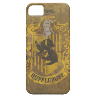 Harry Potter | Hufflepuff Crest Spray Paint Case For The iPhone 5