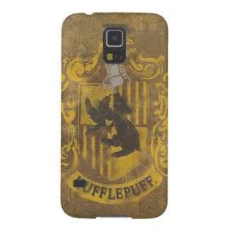 Harry Potter | Hufflepuff Crest Spray Paint Galaxy S5 Covers