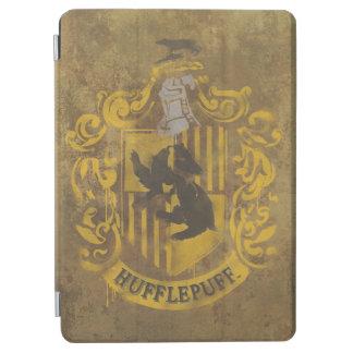 Harry Potter | Hufflepuff Crest Spray Paint iPad Air Cover
