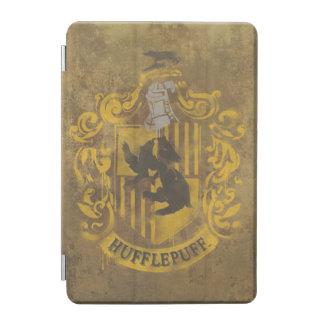 Harry Potter | Hufflepuff Crest Spray Paint iPad Mini Cover