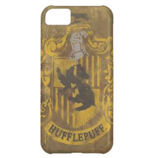 Harry Potter | Hufflepuff Crest Spray Paint iPhone 5C Case