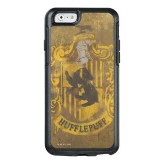 Harry Potter | Hufflepuff Crest Spray Paint OtterBox iPhone 6/6s Case