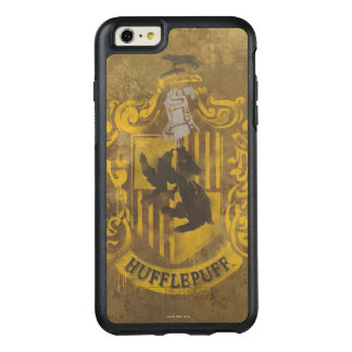 Harry Potter | Hufflepuff Crest Spray Paint OtterBox iPhone 6/6s Plus Case