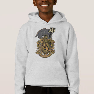Harry Potter | Hufflepuff Crest with Badger