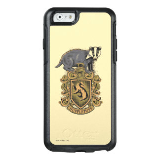 Harry Potter | Hufflepuff Crest with Badger OtterBox iPhone 6/6s Case