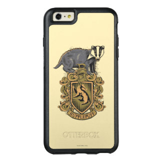 Harry Potter | Hufflepuff Crest with Badger OtterBox iPhone 6/6s Plus Case