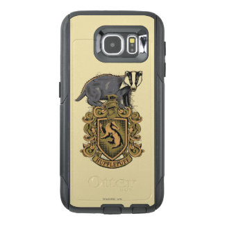 Harry Potter | Hufflepuff Crest with Badger OtterBox Samsung Galaxy S6 Case