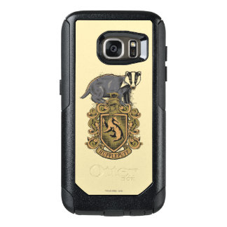 Harry Potter | Hufflepuff Crest with Badger OtterBox Samsung Galaxy S7 Case