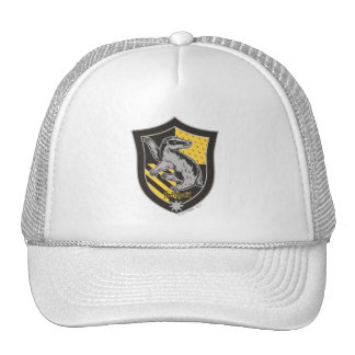 Harry Potter | Hufflepuff House Pride Crest Cap
