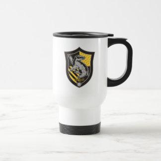 Harry Potter | Hufflepuff House Pride Crest Travel Mug