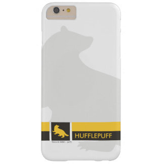 Harry Potter | Hufflepuff House Pride Graphic Barely There iPhone 6 Plus Case