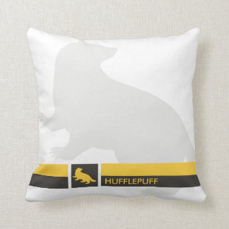 Harry Potter | Hufflepuff House Pride Graphic Cushion