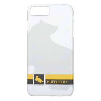 Harry Potter | Hufflepuff House Pride Graphic iPhone 8 Plus/7 Plus Case