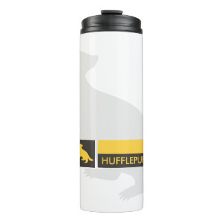 Harry Potter | Hufflepuff House Pride Graphic Thermal Tumbler