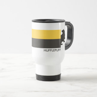 Harry Potter | Hufflepuff House Pride Graphic Travel Mug