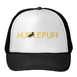 Harry Potter | Hufflepuff House Pride Logo Cap