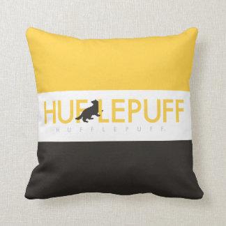 Harry Potter | Hufflepuff House Pride Logo Cushion