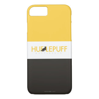 Harry Potter | Hufflepuff House Pride Logo iPhone 8/7 Case