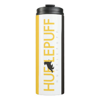 Harry Potter | Hufflepuff House Pride Logo Thermal Tumbler