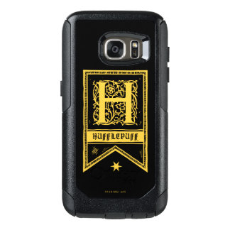 Harry Potter | Hufflepuff Monogram Banner OtterBox Samsung Galaxy S7 Case